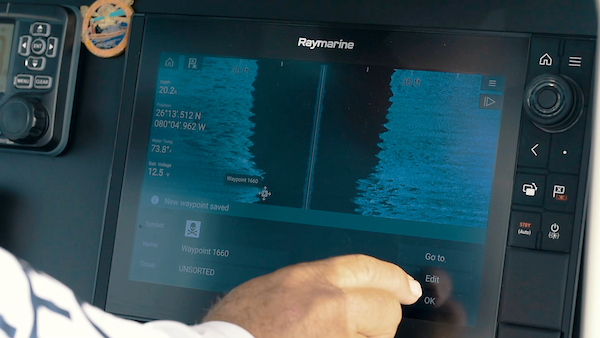 Captain Art Sapp - Native Son Fishing Image 4 | Raymarine - A Brand by FLIR