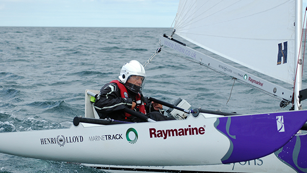 All Rounder Profile: Geoff Holt | Raymarine - A Brand by FLIR