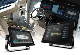Raymarine and CZone Collaborate to Offer Integrated Digital Switching Solutions | Raymarine - A Brand by FLIR