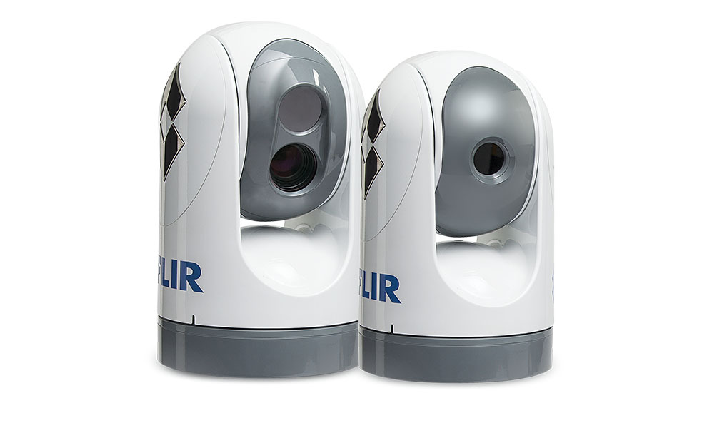 New M-Series Thermal Night Vision Cameras | Raymarine by FLIR