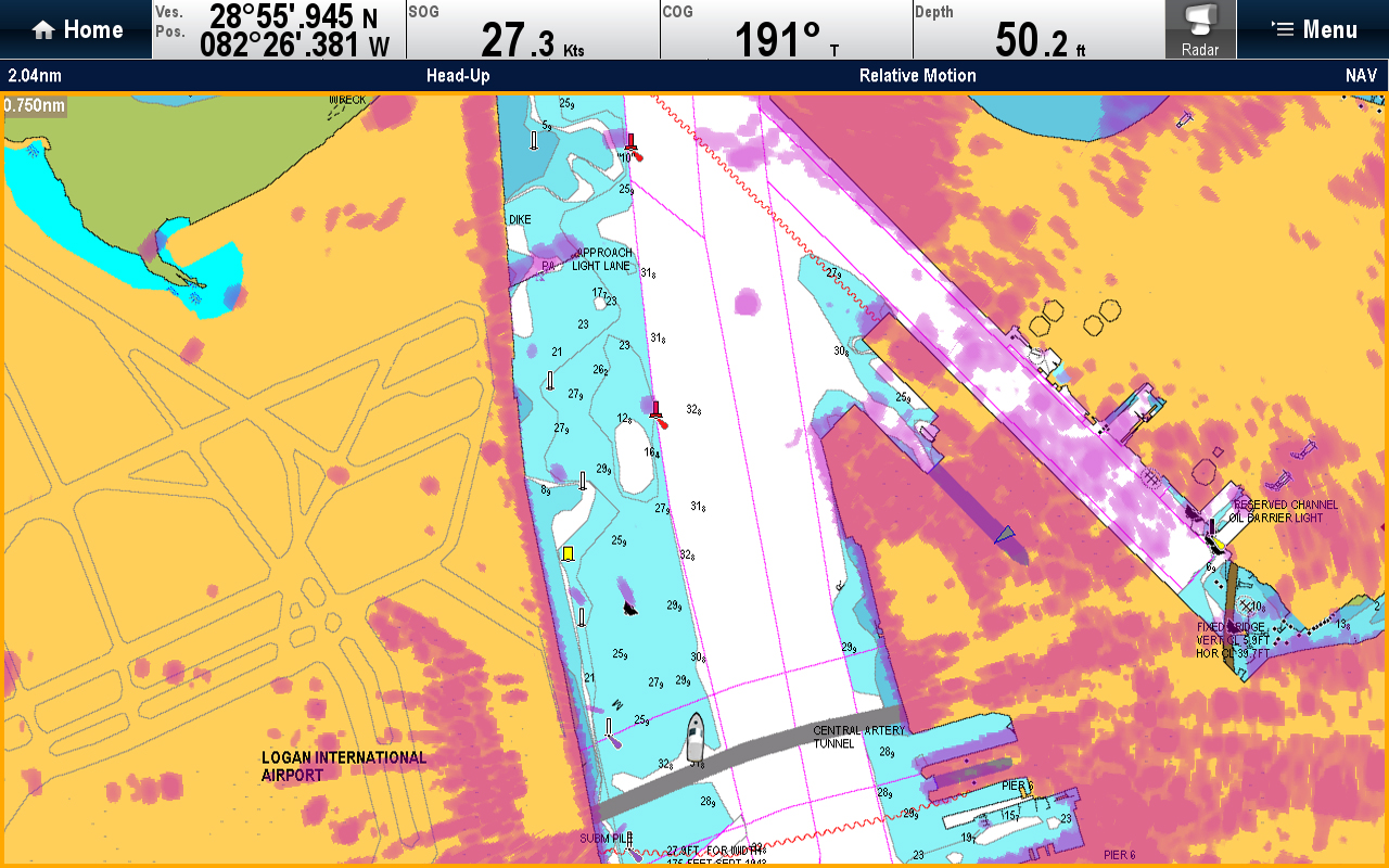 Checking your Radar | Raymarine by FLIR
