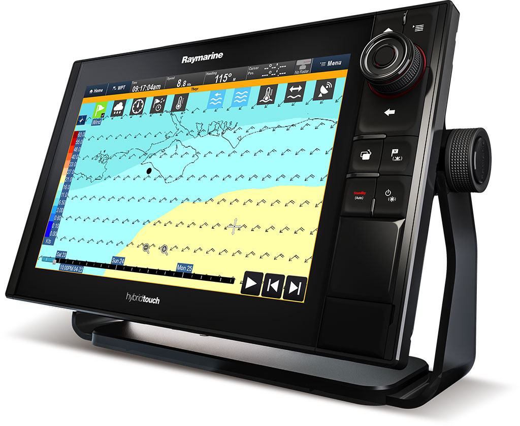 New GRIB Viewer Global Weather | Raymarine by FLIR