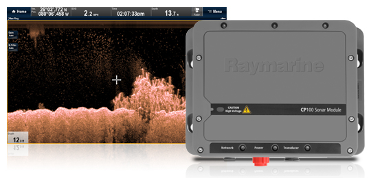 Find out more about CP100 | Raymarine by FLIR