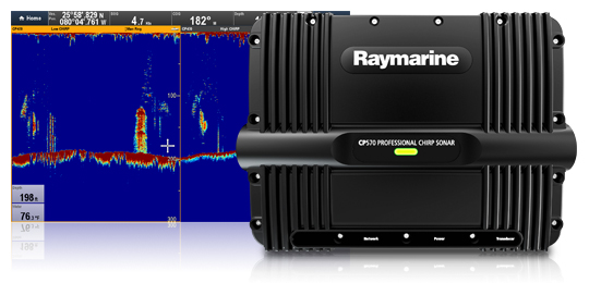 Find out more about CP570 | Raymarine by FLIR