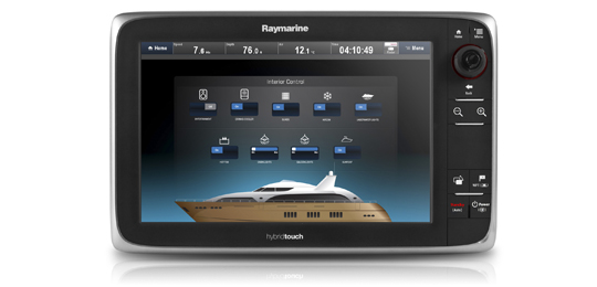 Digital Switching Media Resources | Raymarine