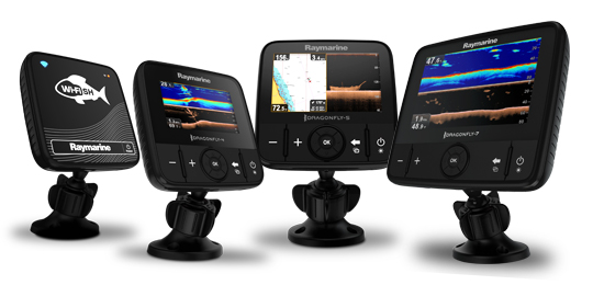 Dragonfly Software Updates | Raymarine