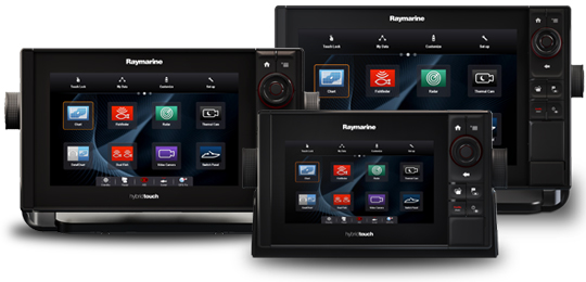 Transducers for Multifunction Displays | Raymarine by FLIR