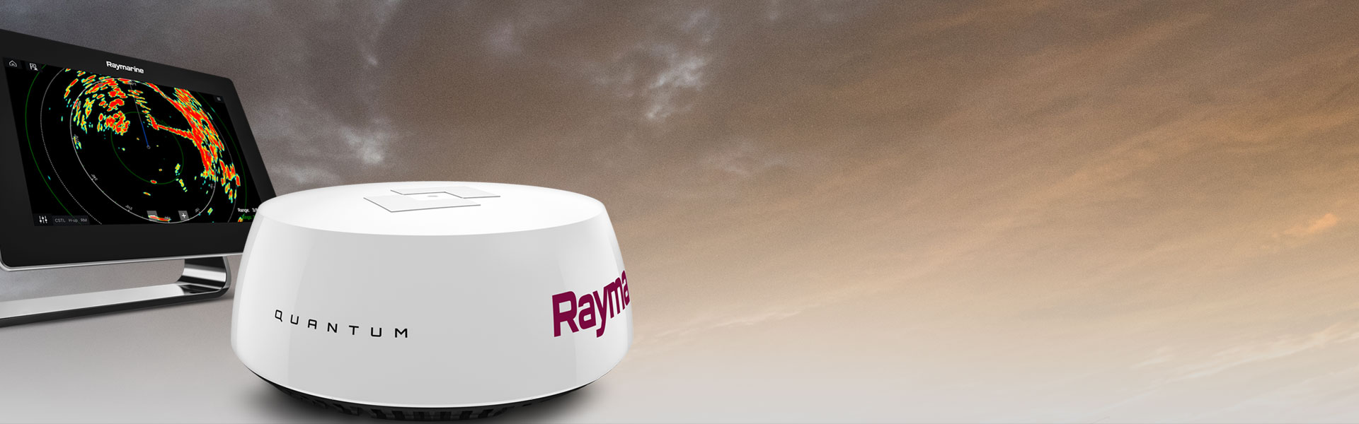 Savings on Axiom and Quantum CHIRP Radar Packages | Marine Electronics by Raymarine