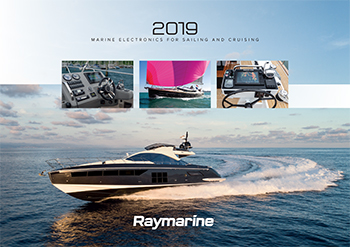 Preview Raymarine 2019 Leisure Brochure | Raymarine - A Brand by FLIR