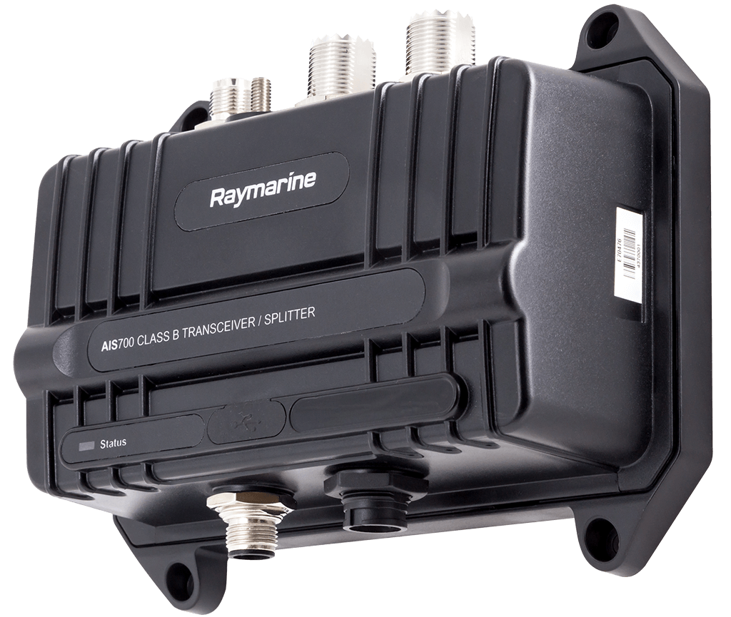 NEW Raymarine AIS700 Class B AIS Transceiver with Antenna Splitter | Raymarine - A Brand by FLIR
