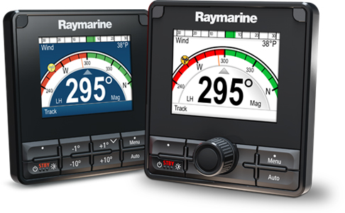NEW Raymarine p70s and p70Rs Control Heads | Raymarine by FLIR