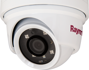 NEW CAM220 IP | Raymarine by FLIR