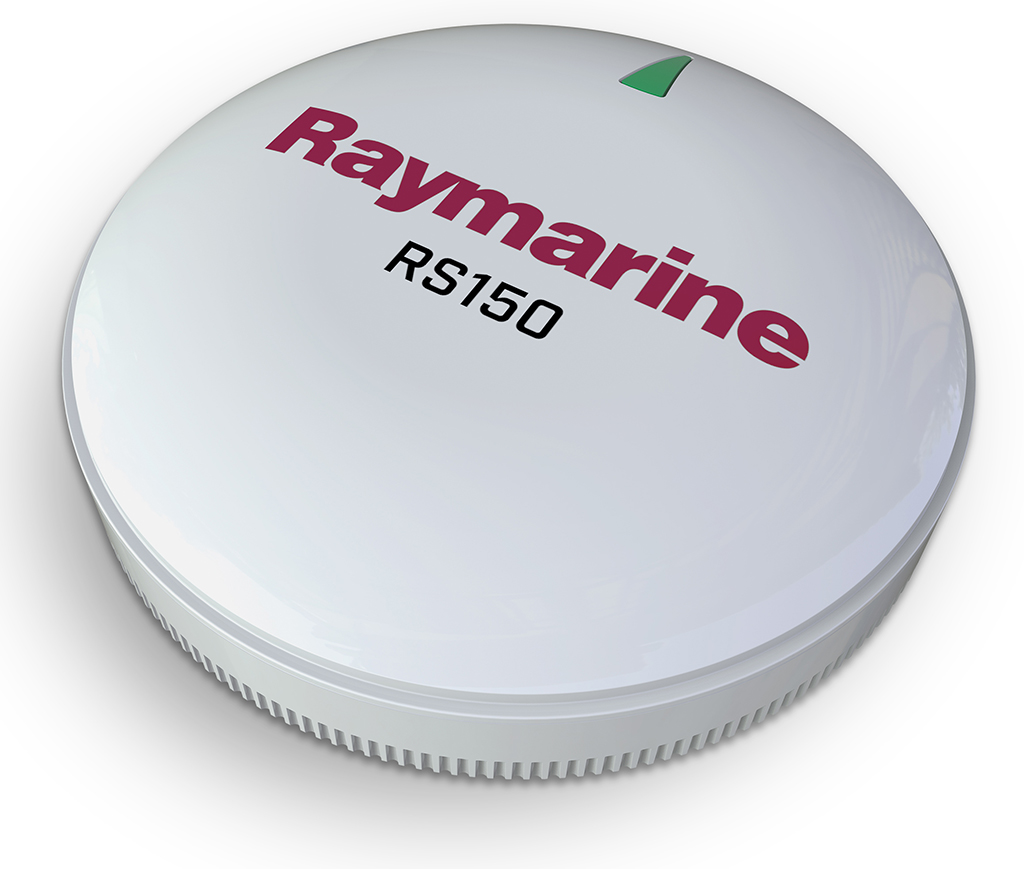 RS130 GPS Receiver | Raymarine by FLIR