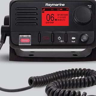 Ray53 Compact Size | Raymarine - A Brand by FLIR