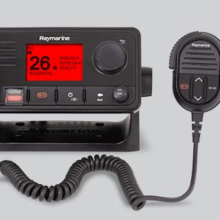 Multifunction VHF with AIS Receiver | Raymarine - A Brand by FLIR