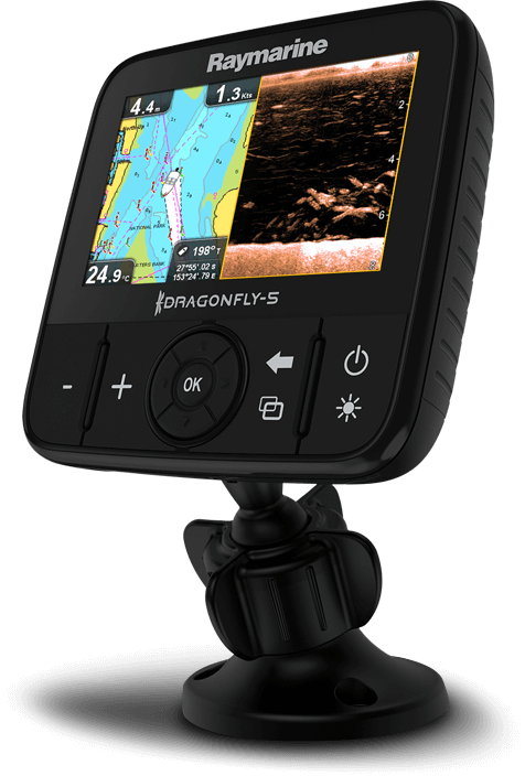 Dragonfly 5 - The Future of Sonar | Raymarine - A Brand by FLIR