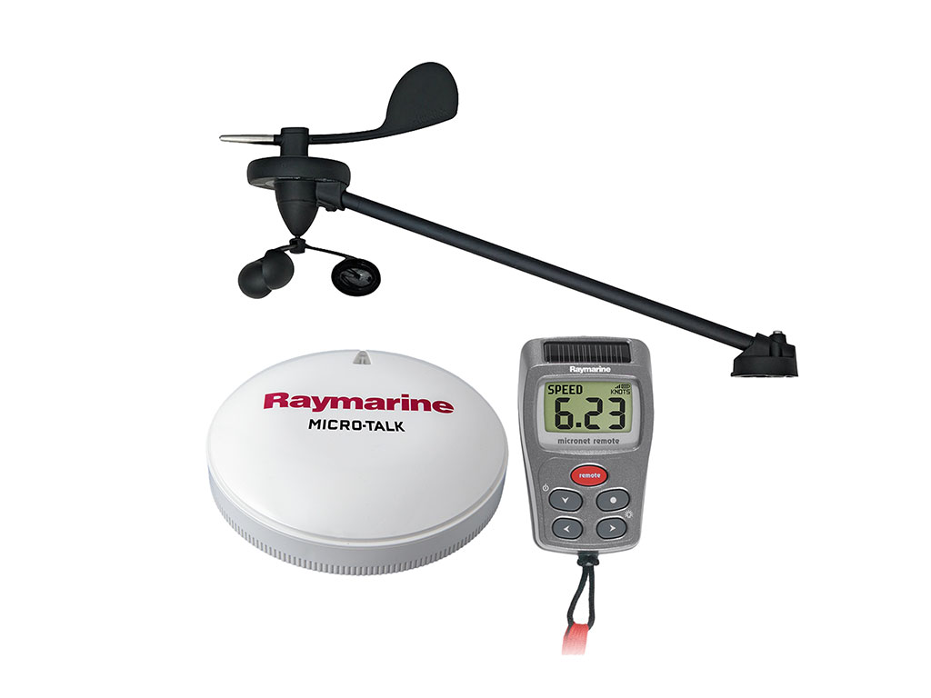 Raymarine Wireless Wind Kit for SeaTalkng Networks | Raymarine by FLIR