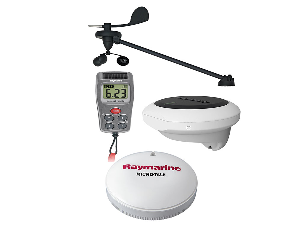Raymarine Wireless Wind Kit with Heading for SeaTalkng Networks | Raymarine by FLIR