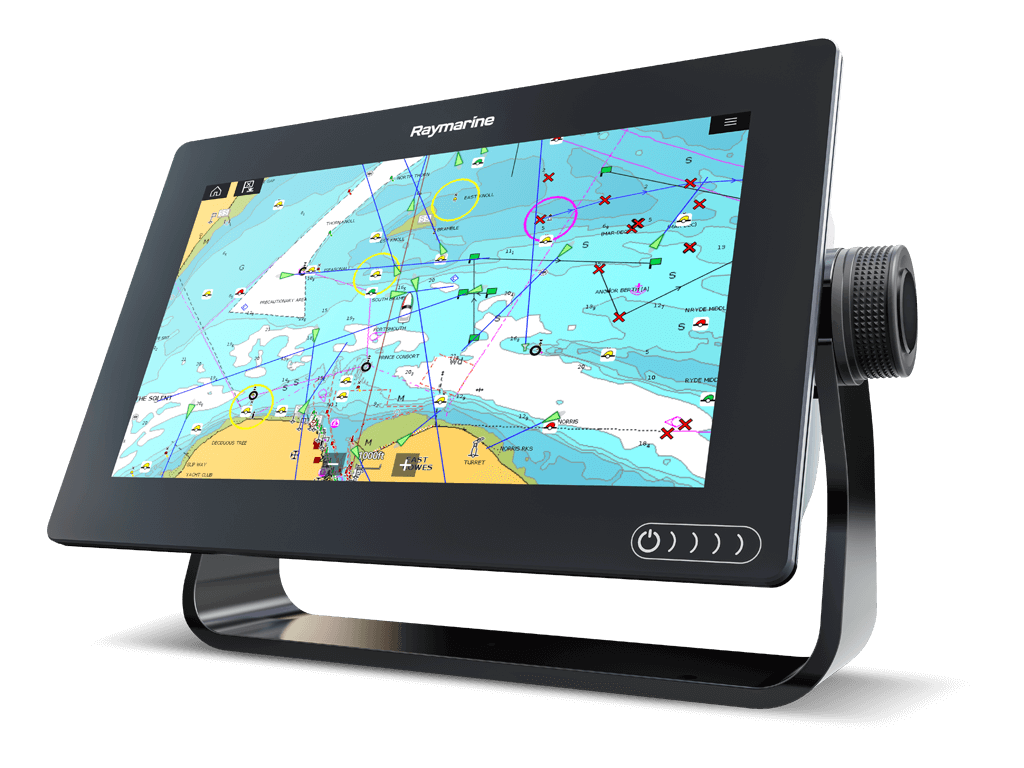 NEW Axiom Multifunction Display | Raymarine by FLIR