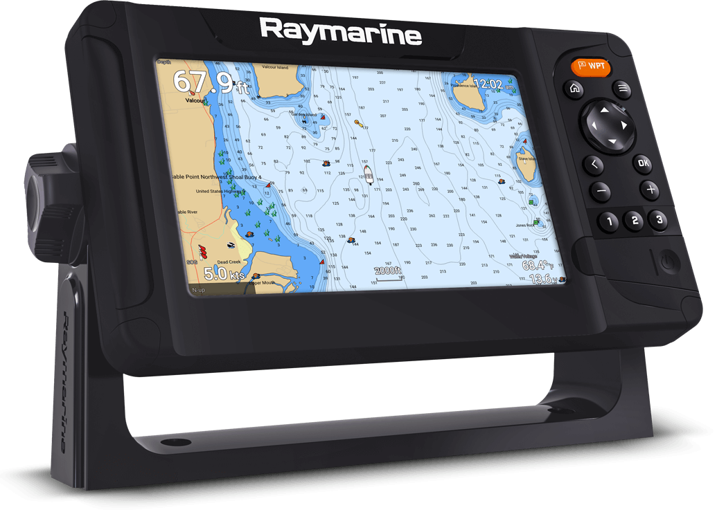 Element - Smart Mapping | Raymarine - A Brand by FLIR