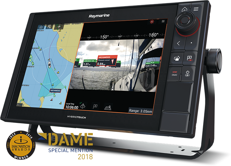 LightHouse 3.7 - New ClearCruise Augmented Reality | Raymarine - A Brand by FLIR