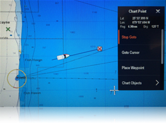LightHouse II R13 - NEW Interrupt Feature | Raymarine