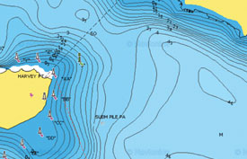 LightHouse II - Sonar Charts | Raymarine