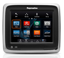 a6 Ordering Information | Raymarine