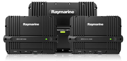 New eSSeries - Network Sonar Options | Raymarine