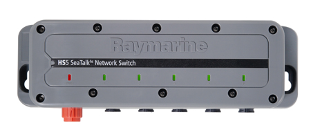 HS-5 SeaTalk HS Network Switch | Raymarine
