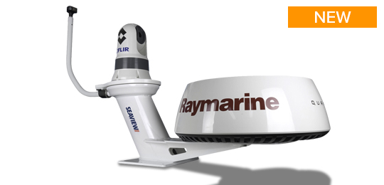 Find out more about Seaview Accessories | Raymarine - A Brand by FLIR
