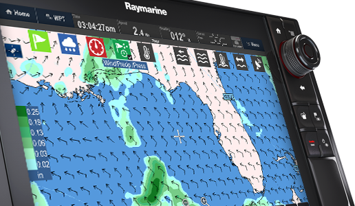 GRIB Viewer - Global Weather | Raymarine