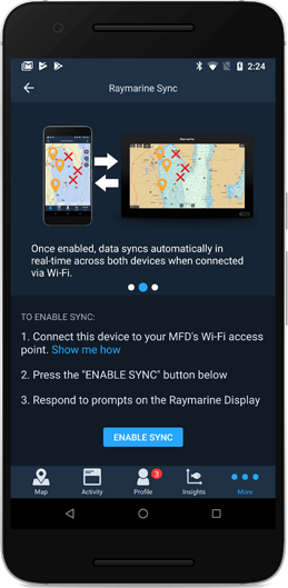 Fishidy Sync - Quick and Easy Setup | Raymarine - A Brand by FLIR