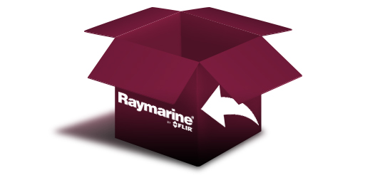 Return a Product | Raymarine