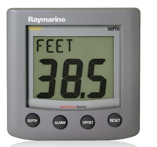 Raymarine ST60+ Depth Instrument Display