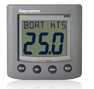 Raymarine ST60+ Speed Instrument Displays