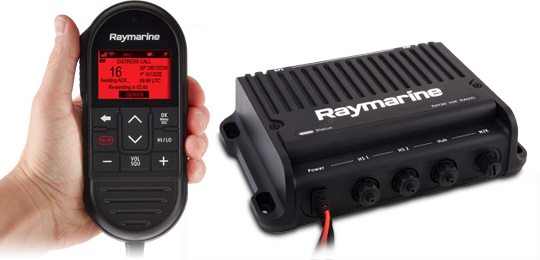 NEW Ray90 & Ray91 VHF Radio Media Resources | Raymarine