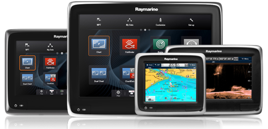 aSeries Multifunction Display Media Resources | Raymarine