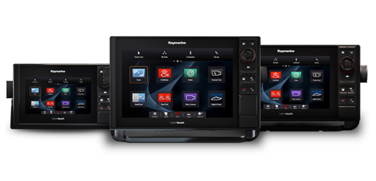 Find out more about the eS Series | Raymarine