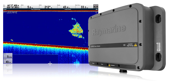 High Performance Transducers for CP300, DSM30 and DSM300 | Marine Electronics by Raymarine