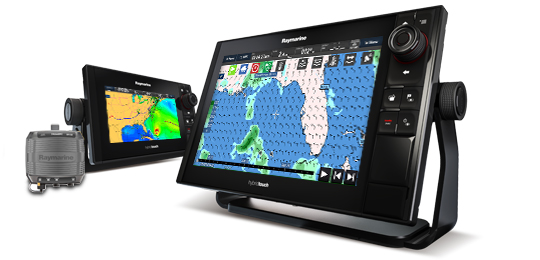 Find out more about Marine Weather | Raymarine by FLIR