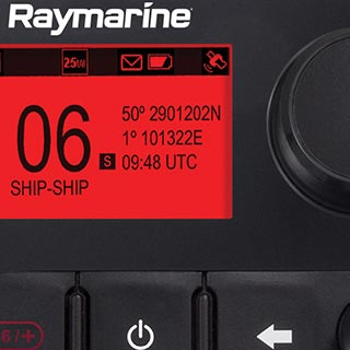 Ray53 Built In GPS | Raymarine - A Brand by FLIR