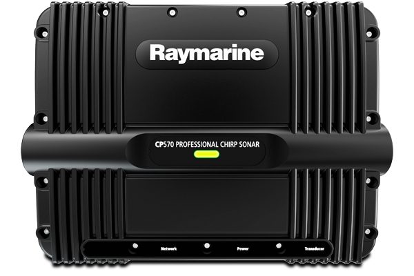 CP570 - Serious Offshore Sonar | Raymarine