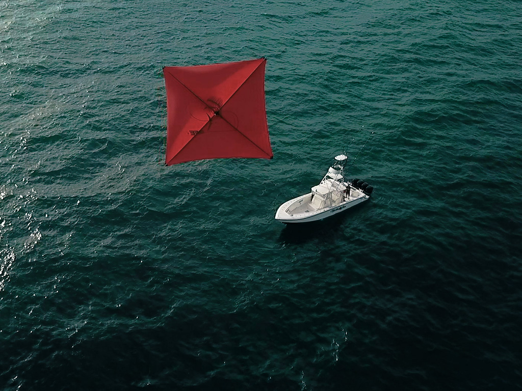 Axiom UAV - Fishing Kite | Raymarine - A Brand by FLIR