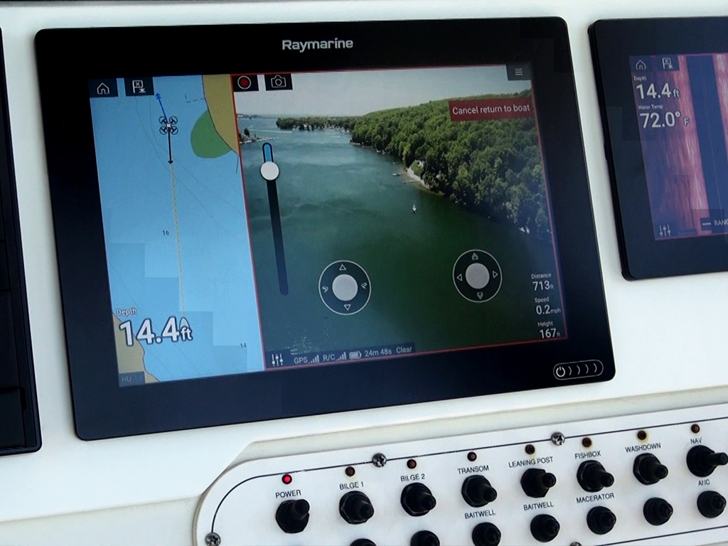 Axiom UAV - MFD Integration | Raymarine - A Brand by FLIR