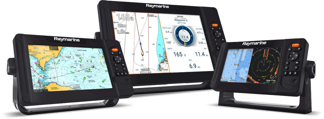 NEW Element S - Navigation Display | Raymarine by FLIR