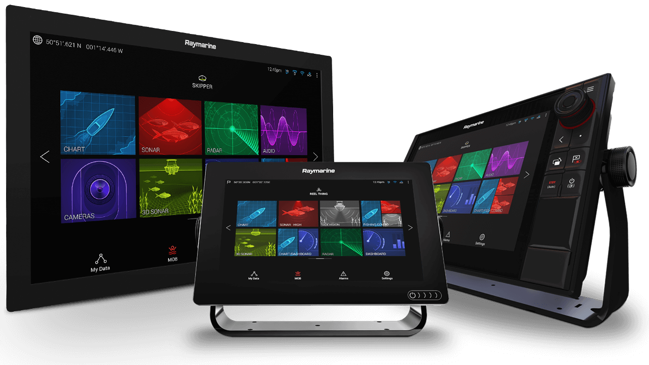 Download LightHouse 3.6 For Axiom and Axiom Pro | Raymarine - A Brand by FLIR