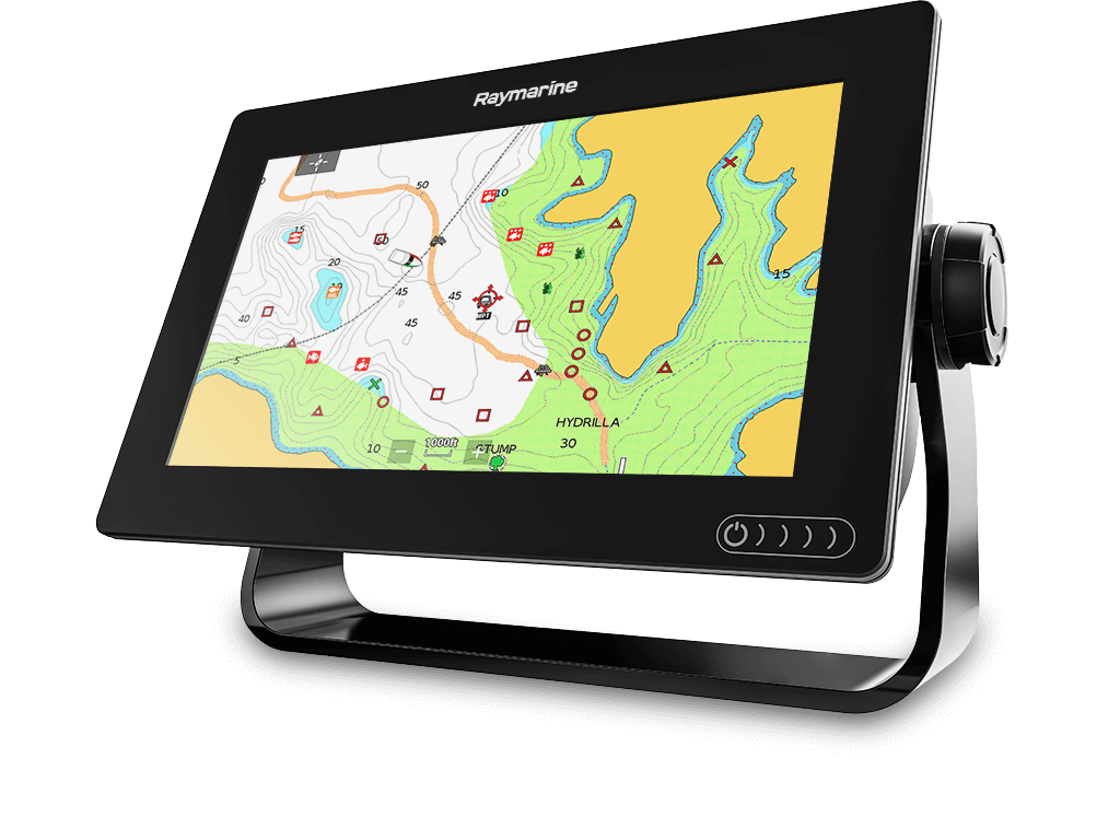 LightHouse 3.3 - Navionics Plotter Sync | Raymarine - A Brand by FLIR